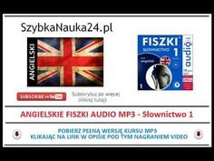 ANGIELSKI - Fiszki Audio Mp3 - Szybka Nauka Angielskich Słówek - posłuchaj darmowej lekcji. Więcej na: http://szybkanauka24.pl/angielski-fiszki-audio-mp3-szybka-nauka-slowek/