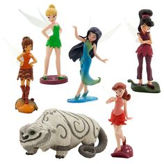 Disney Tinker Bell and the Legend of the NeverBeast Figure Play Set
