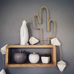 Image of Je veux du soleil!!! (ananas, cactus, flamant)