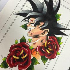 Anime tattoos, dope tattoos, all tattoos, body art tattoos, sleeve tattoos Gamer Tattoos, Dope Tattoos, Anime Tattoos, Body Art Tattoos, Sleeve Tattoos, Anime Dragon, Z Tattoo, Colour Tattoo, Graphic Design Art
