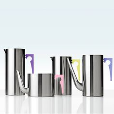 Tableware Cylinda and Dot by Paul Smith for Stelton
