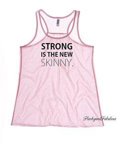 Workout Tank Womens Workout Clothing Pink by FlashyandFabulous, $24.00
