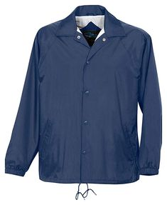 9a7598924a8 Big Mens Coach Jacket with Water Resistant Shell by Tri-Mountain Review  Mountain Gear