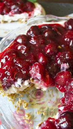 Cherry Cream Pie (1) From: Betsy Life, please visit