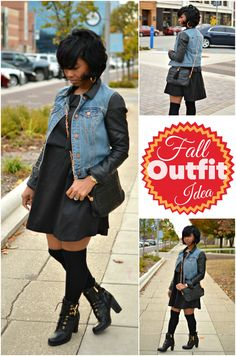 """""""Sweenee Style"""": Search results for fall Diva Fashion, Look Fashion, Womens Fashion, Fall Fashion, Curvy Fashion, Fall Winter Outfits, Autumn Winter Fashion, Chic Outfits, Fashion Outfits"""