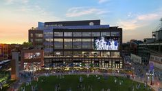 New Plaza in Wrigleyville Will Have Outdoor Movies and a Farmers Market