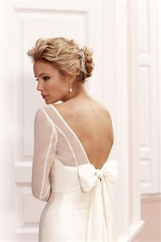 Wedding Dresses by Sassi Holford - Catrina & Georgia Jacket - 2014 Signature Collection