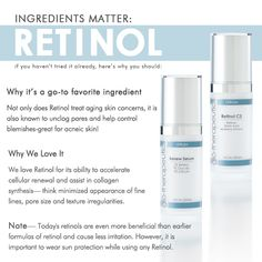 A part of my nightly routine! Truly has minimized my pores and evened out my skin tone. Glo Minerals Retinol CS has buffered Retinol + Glycolic Acid Love Your Skin, Good Skin, Anti Aging Cream, Anti Aging Skin Care, Skin Care Clinic, Unclog Pores, Body Treatments, All Things Beauty, Beauty Care