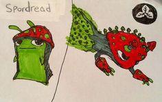slugterra powerful slugs | Spordread: can spawn powerful grenade spores/ spawns toxic mold spores ...