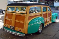 1942 Ford Woodie | On sale only $119,000 | F R Childers Photography | Flickr