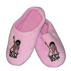 $12.99 Pink Betty Boop Leg kick Slippers  From Betty Boop   Get it here: http://astore.amazon.com/ffiilliipp-20/detail/B0065TD7UK/176-8433015-1551108