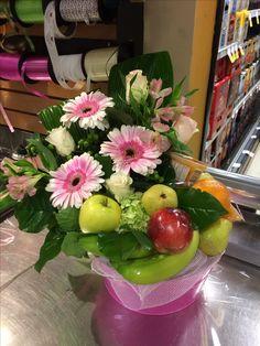 Fleurs fruits, faites vous plaisir !