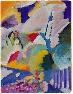 wasilly kandinsky | Wassily Kandinsky - 1
