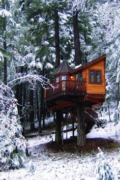 Travel | Oregon | Attractions | Sites | Treehouse | Unique | Accommodations | Bed & Breakfast | Places To Stay
