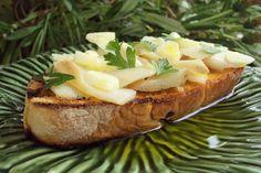 Nárwen's Cuisine: Migas de Bacalhau à Zé Custódio