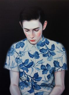 Kris Knight. Paintings by Canadian artist Kris... - Supersonic Art