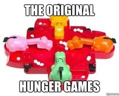 I like the other hunger games better...