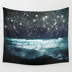 The Greek Upon the Stars Wall Tapestry #tapestry #constellation #constellations…