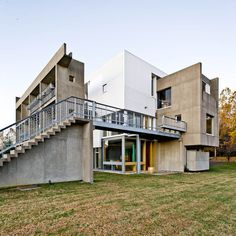 Miller House by Jose Oubrerie | iGNANT.de