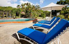 Relax and soak up the Tropical Fijian sun