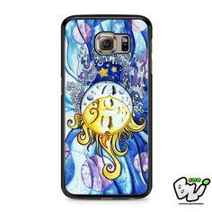 Sun And Moon Samsung Galaxy S7 Case