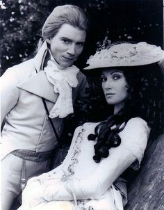 The Scarlet Pimpernel: Sir Percy Blakeley & wife.