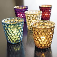 glowing candleholders- crateandbarrel - Our each price $ 1.10 , Pls order to us now - sharmaoverseas6@yahoo.co.in