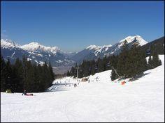 Skipiste Ehrwalder Alm | Tirol | Österreich |