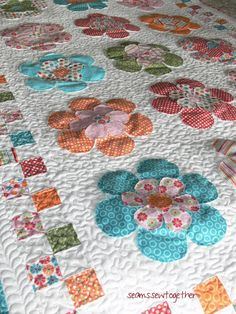 Seams Sew Together: Blogger's Quilt Festival