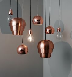 ber ideen zu copper lamps auf pinterest rohrleuchte kupfer und lampen. Black Bedroom Furniture Sets. Home Design Ideas