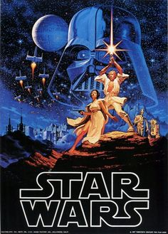 Star Wars Theatrical Posters Around The World in 1977