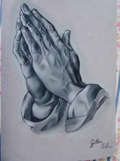 praying hands drawing by gjiltina on DeviantArt