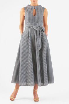 Kurti Neck Designs, Blouse Designs, Frock Fashion, Fashion Dresses, Women's Fashion, Street Fashion, Fashion Online, Simple Dresses, Casual Dresses