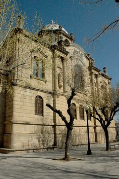 Catedral de Santa María de Solsona, Lleida.