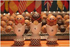 Le Podium - Les Oeufs (z')Olympiques © Alex Grisward www.alex-grisward.com