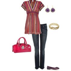 Casual Shopping, created by vitzi60 on Polyvore