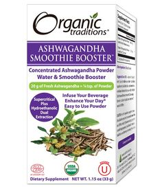 """Ashwagandha is also known as """"The Indian Ginseng"""" because its actions and uses are similar to those of Chinese Ginseng. As an adaptogenic herb, it is one of the most commonly used roots in Traditional Ayurvedic Medicine for increased stamina. It has also been traditionally used to promote a calm mind and encourage restful sleep. It is considered a wonderful daily herb to support general well-being, vitality and health."""