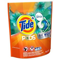 Hurry! Tide Pods As Low As $1.17 At Walmart!