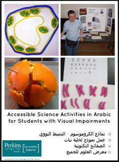 We are pleased to have translations in Arabic of some of our activities! Including: Chromosome Models, Modeling a Plant Cell, Plate Tectonics, and The Science Fair is for Everyone!