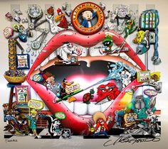 Dental Art Dentist Art Dental Collectibles Dental Animation- DentalCollectibles.com