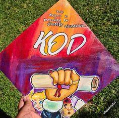 Graduation Cap Tassel, Graduation Cap Designs, Graduation Cap Decoration, Graduation Diy, High School Graduation, Grad Hat, Cap Decorations, Congratulations Graduate, Senior Quotes