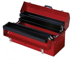 """Craftsman 21"""" Steel Cantilever Red - Tools - Tool Storage - Portable Toolboxes"""