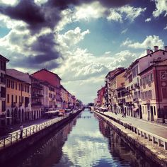 Navigli  #milano #italia #navigli #milan #italy