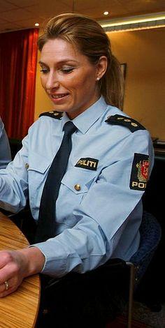 Polizistin Norwegen