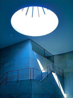 Benesse House Museum, Naoshima, Japan:  designed by Tadao ANDO