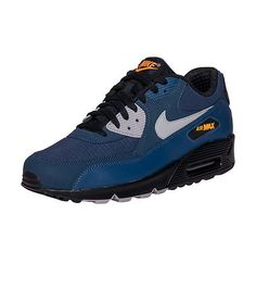 c6e0e79ca4 NIKE Air Max 90 Essential Men's low top sneaker Lace up closure AIR MAX and  NIKE