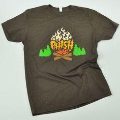 Phish Campfire T $22
