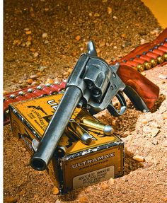 Uberti 1873 Cattleman Revolver