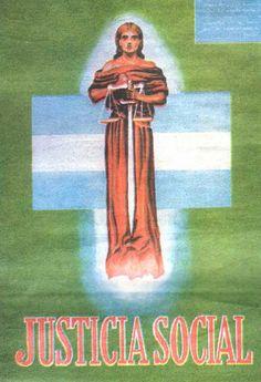 """""""Mundo Peronista"""" en afiches y más (1946 - 1955) - Imág... en Taringa! Latina, Baseball Cards, Dani, Sports, Poster, Social, World, Frases, Eva Peron"""