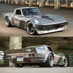 Mean '64 Wide Body Corvette